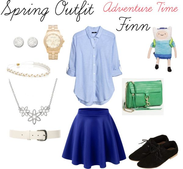 Chic: Geek Fashion Inspired by Adventure Time recommendations to wear in summer in 2019