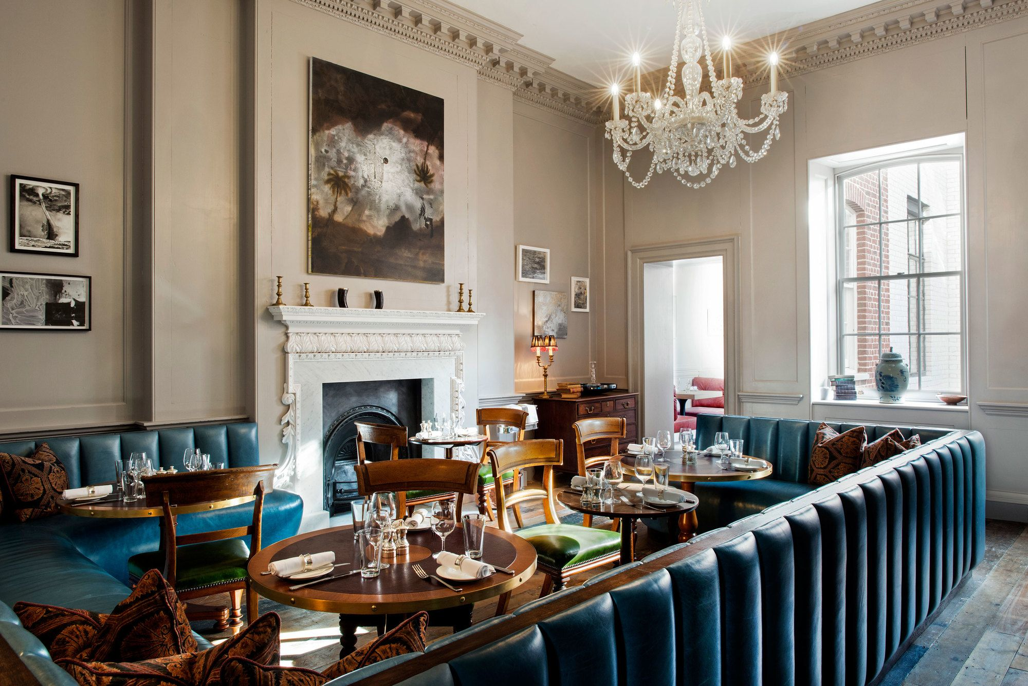 Soho House Club Room