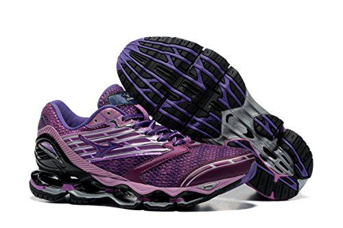 Womens Wave Prophecy 5 running ShoeHyacinth VioletRoyal Purple36 M EUR6 DM US *** Click on the image for additional details.