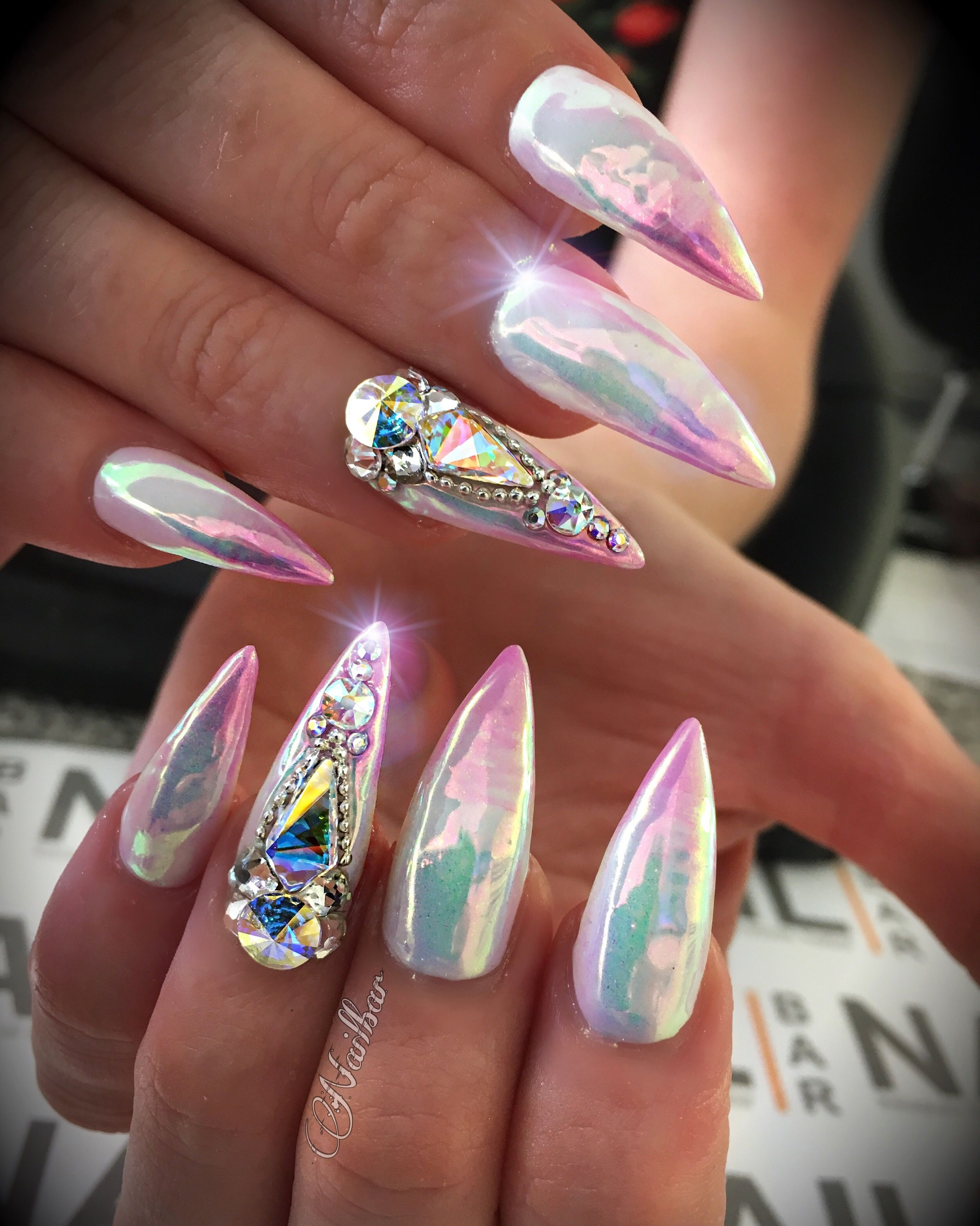 Pin de Luz Martinez en nails | Pinterest | La uña, Bellisima y Color