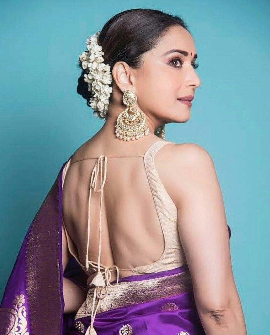 Madhuri Dixit Hot photo shoot stills at 60th Filmfare