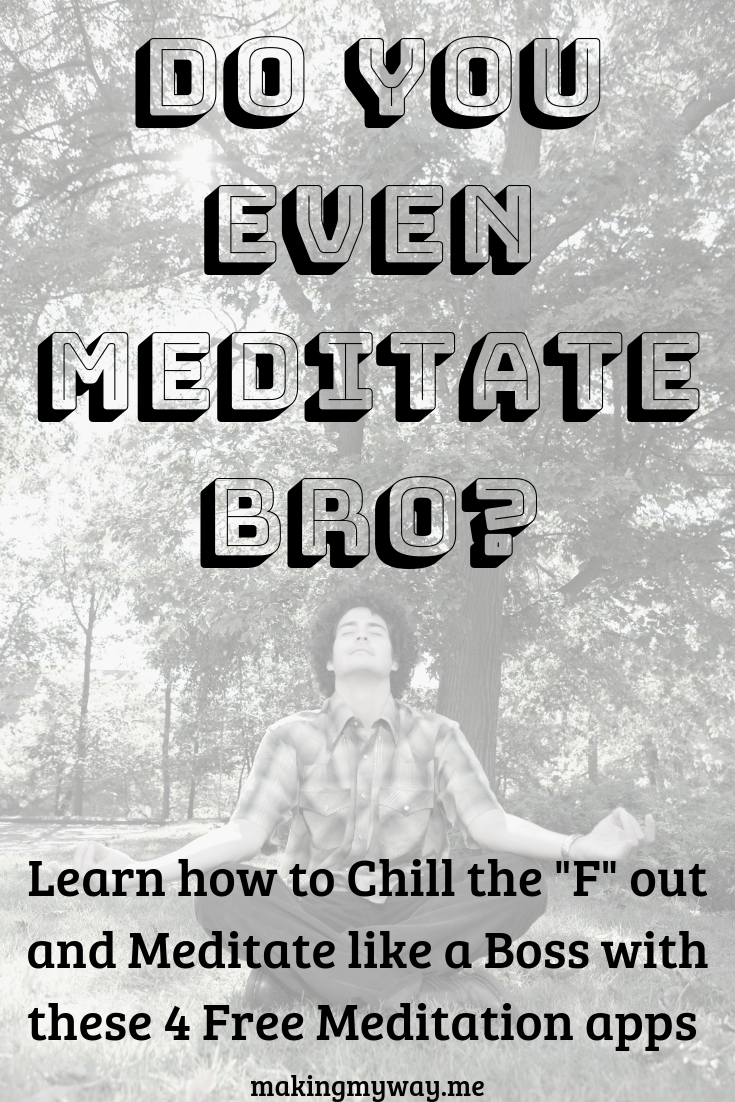 Top 4 Free Meditation apps for Beginners and Seasoned