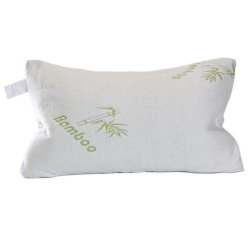 Bamboo Memory Foam Pillow #Sponsored