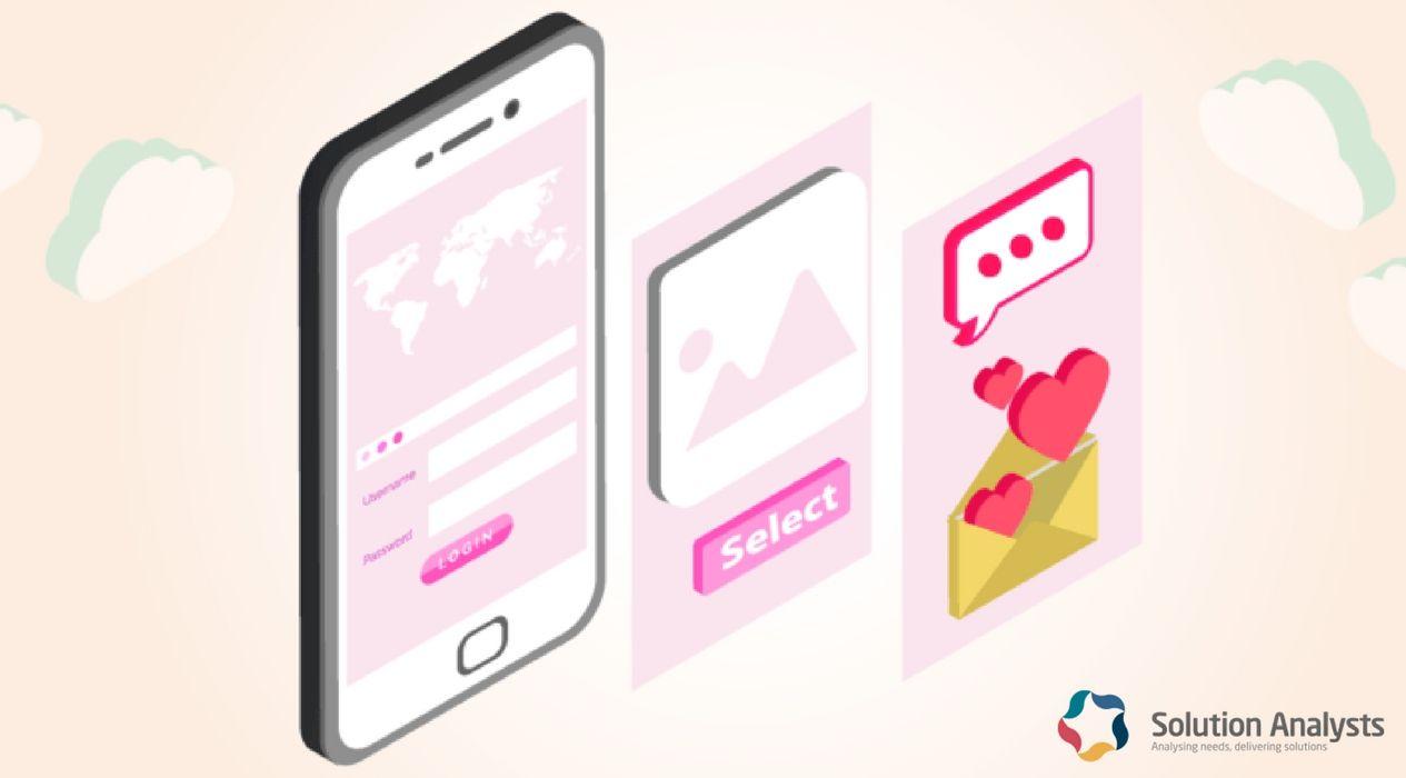 Dating app development like Badoo, Tinder, Woo and Happn