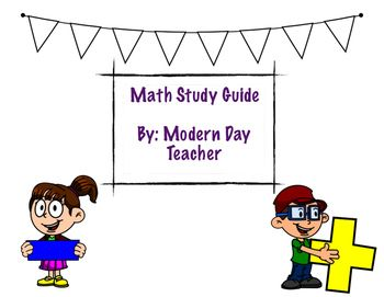 Almost test time? Here is a study guide for addition and subtraction. This packet covers the following standards: MAFS.2.OA.1.1, MAFS.2.OA.1.a , and MAFS.2.MD.4.10. The first 13 slides are a review you can use during whole group or small group time. Then there are review pages for students to work on their own reviewing each standard.