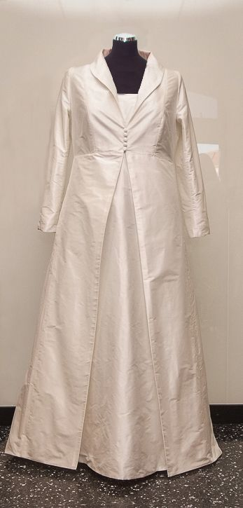 Brautkleid mantelkleid