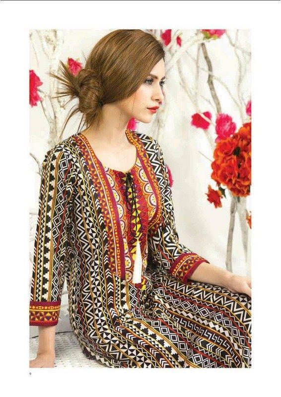 Bonanza Lawn Dresses 2014 For Women 009 Summer outfits