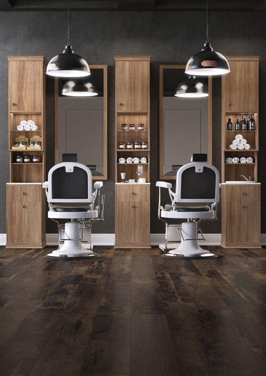Pietranera Barberchair Classic 560 Black Cde