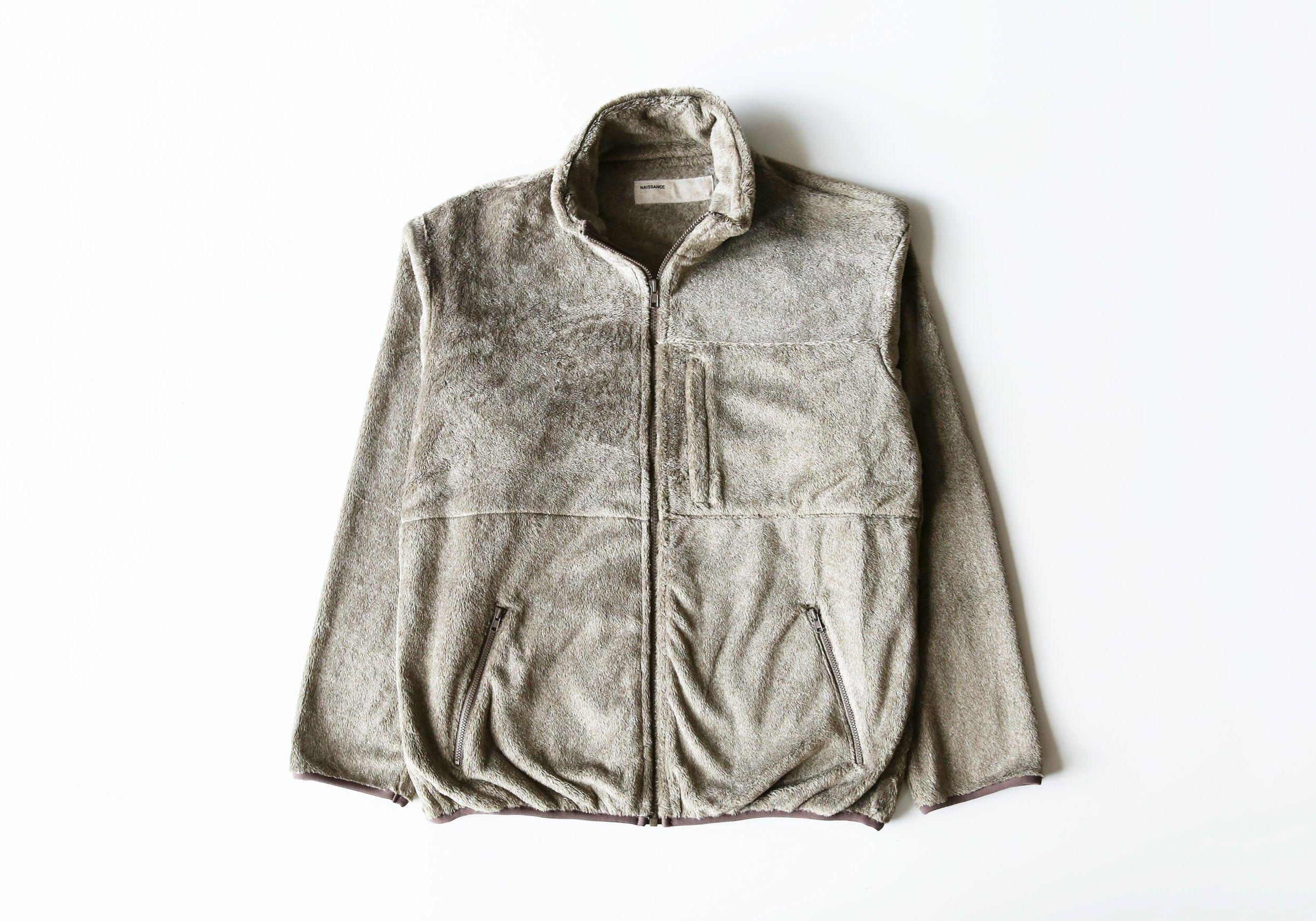 Classic fleece jacket style constructed from a premium fleece