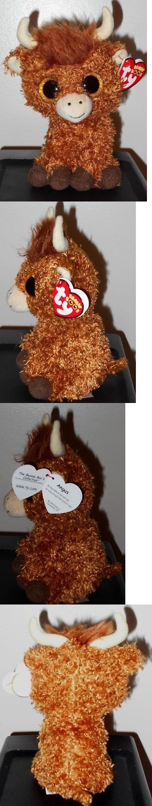Current 438  Ty Beanie Boos - Angus The 6 Uk Exclusive Highland Cow ~ 2018  New ~ In Hand -  BUY IT NOW ONLY   14.9 on  eBay  current  beanie  angus ... 769a32f95f98