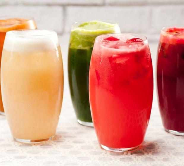 Receita de suco devorador de gordura: 5 melhores