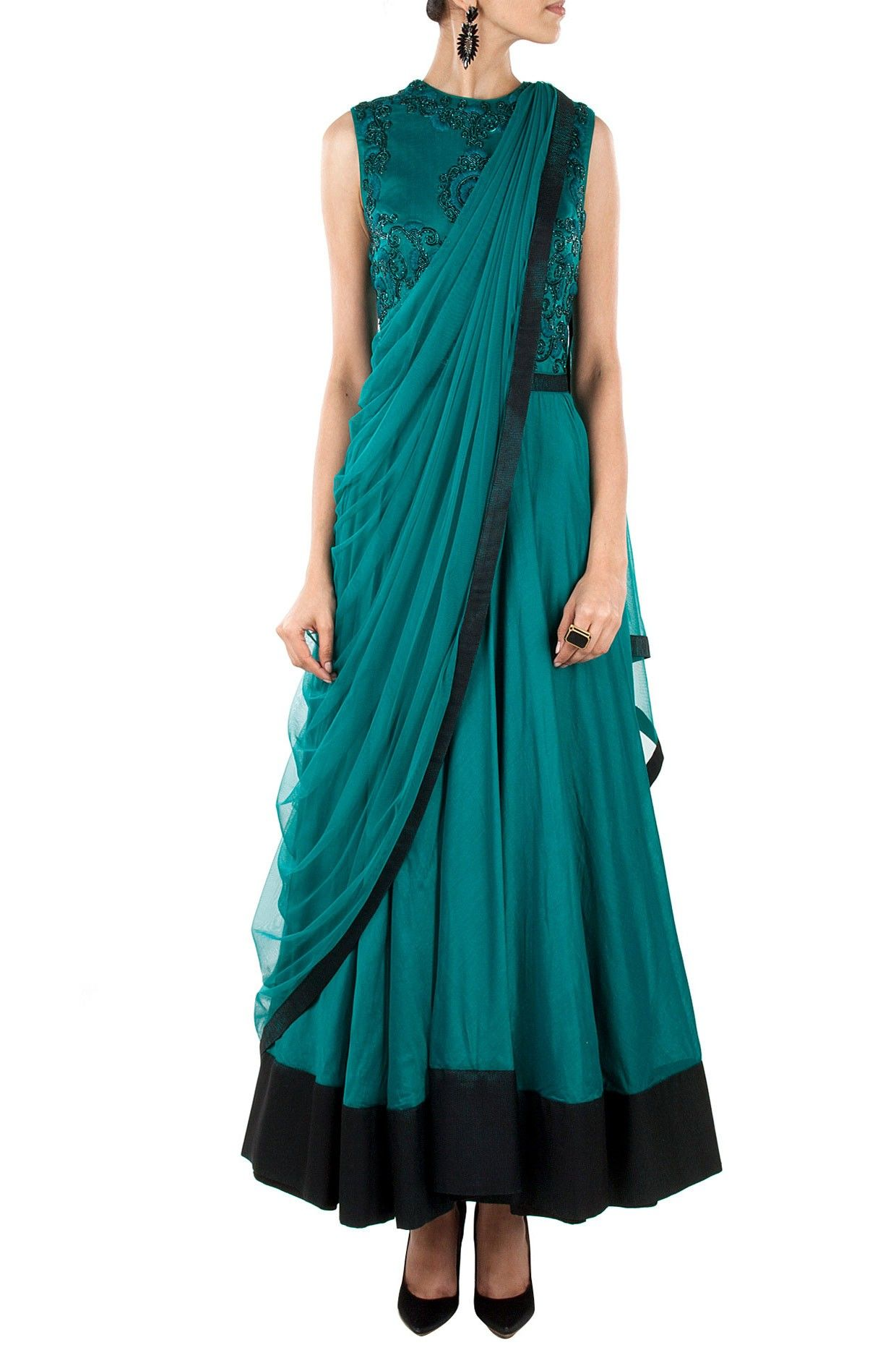 J by Jannat | dresses | Pinterest | Designer jewellery, Anarkali and ...