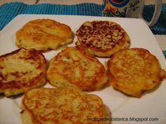 Cocina Costarricense: tortas de yuca