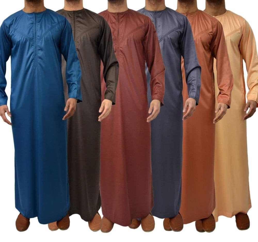 A genuine arabian Jubbah Ikaf Omani Thobe for Men Quality Islamic Clothing