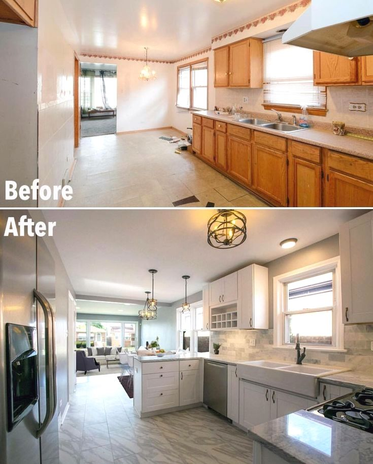 What Is The Average Cost Of A Kitchen Remodel: Average Kitchen Remodel Cost- Redesigning A Cooking Area