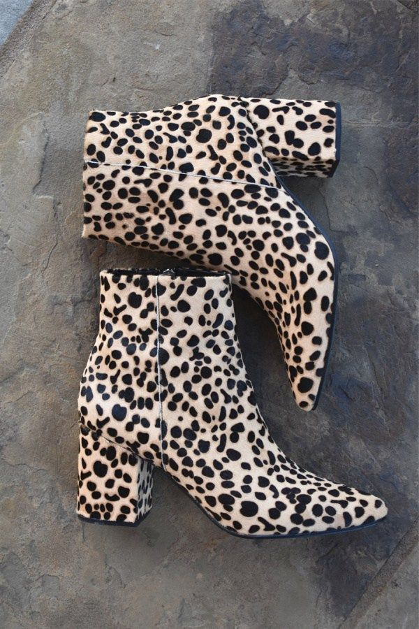 The Easiest Way To Wear The Animal Print Trend #fallshoes