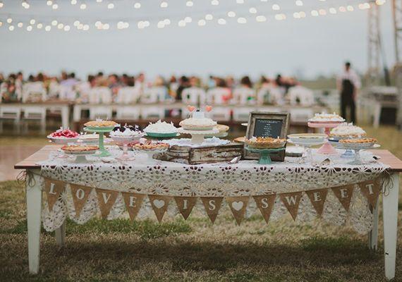 pie sweets table | Pie Table + Display | Pinterest | Love is sweet ...