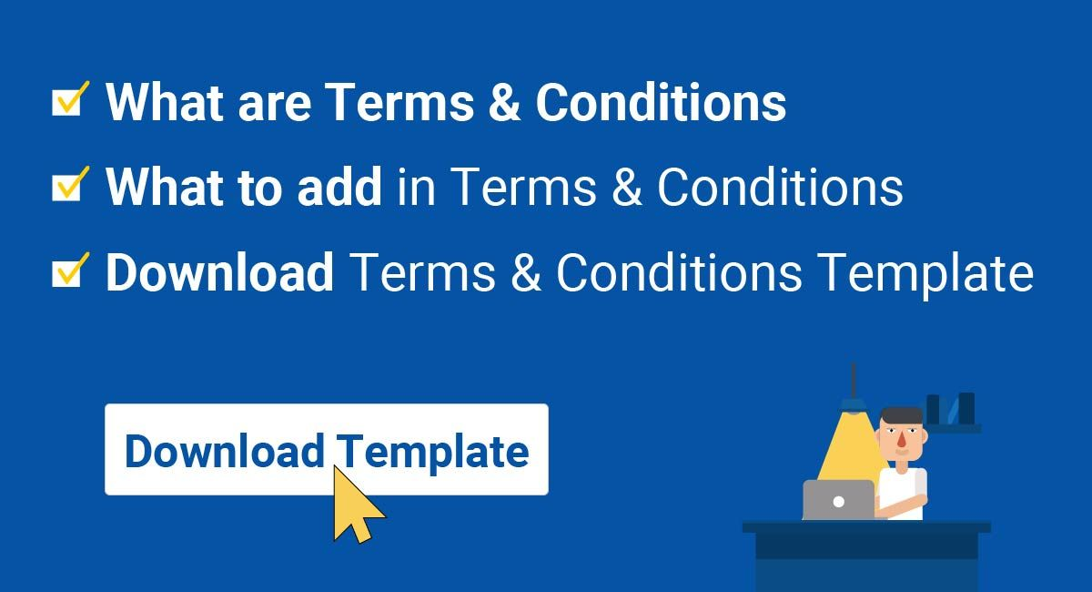 Sample Terms and Conditions Template Templates, Terms
