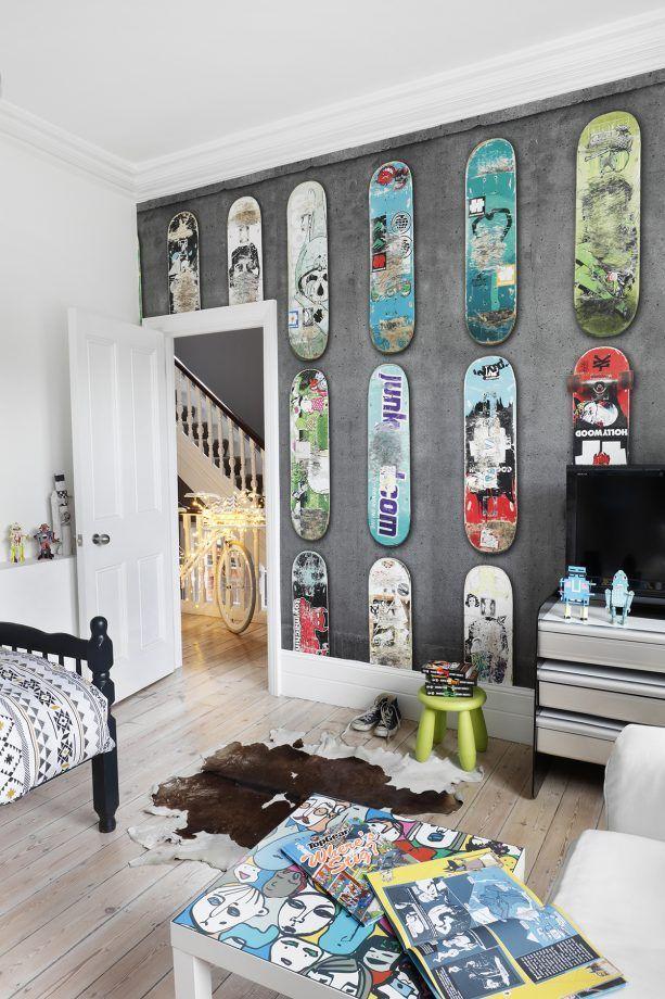 Teenage Bedroom Ideas The Best Wallpapers For Teens Teenager Bedroom Boy Cool Kids Bedrooms Boy Bedroom Design
