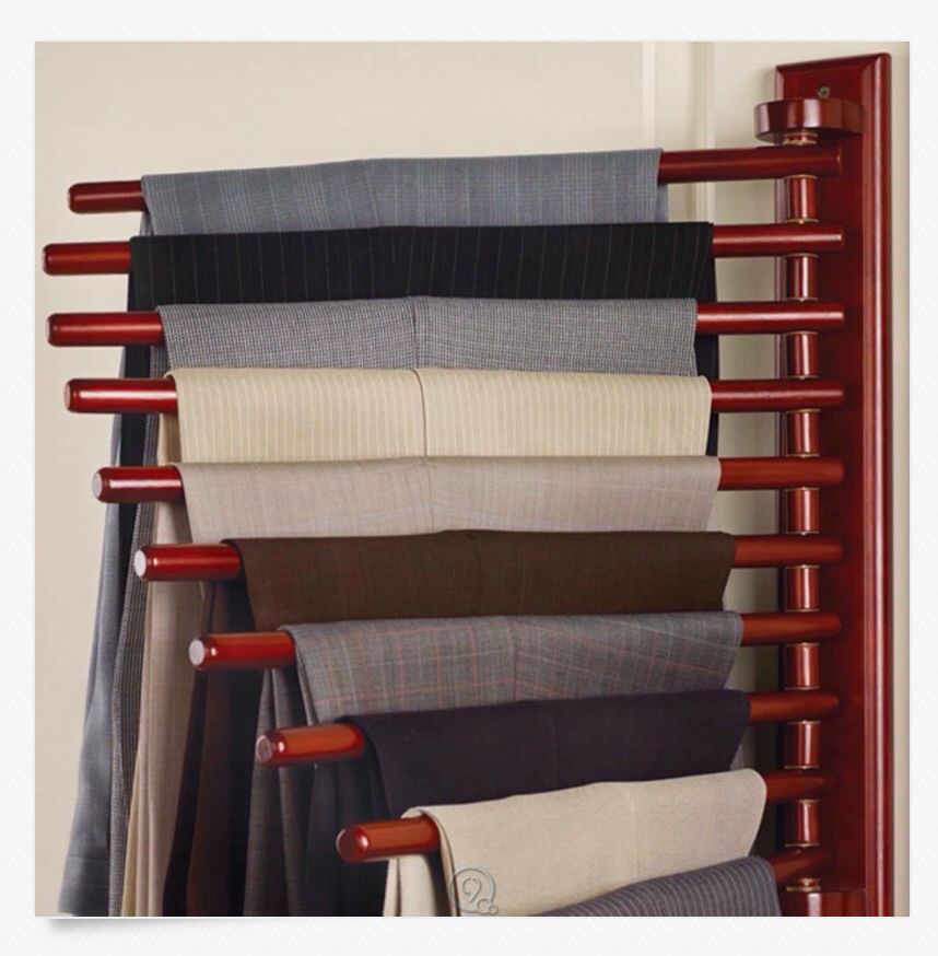 Pants Storage - So Clever!