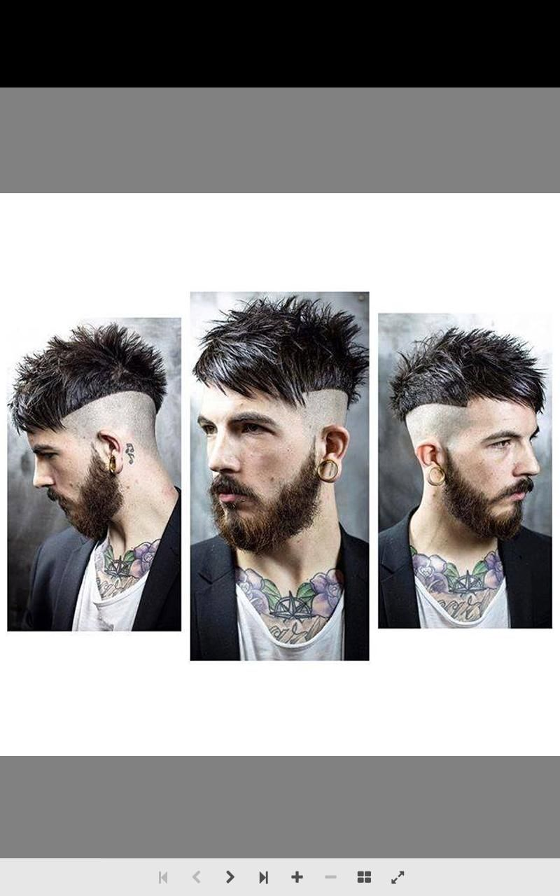 Men 039 S Hairstyle App Simple Men Hairstyle For Android Apk