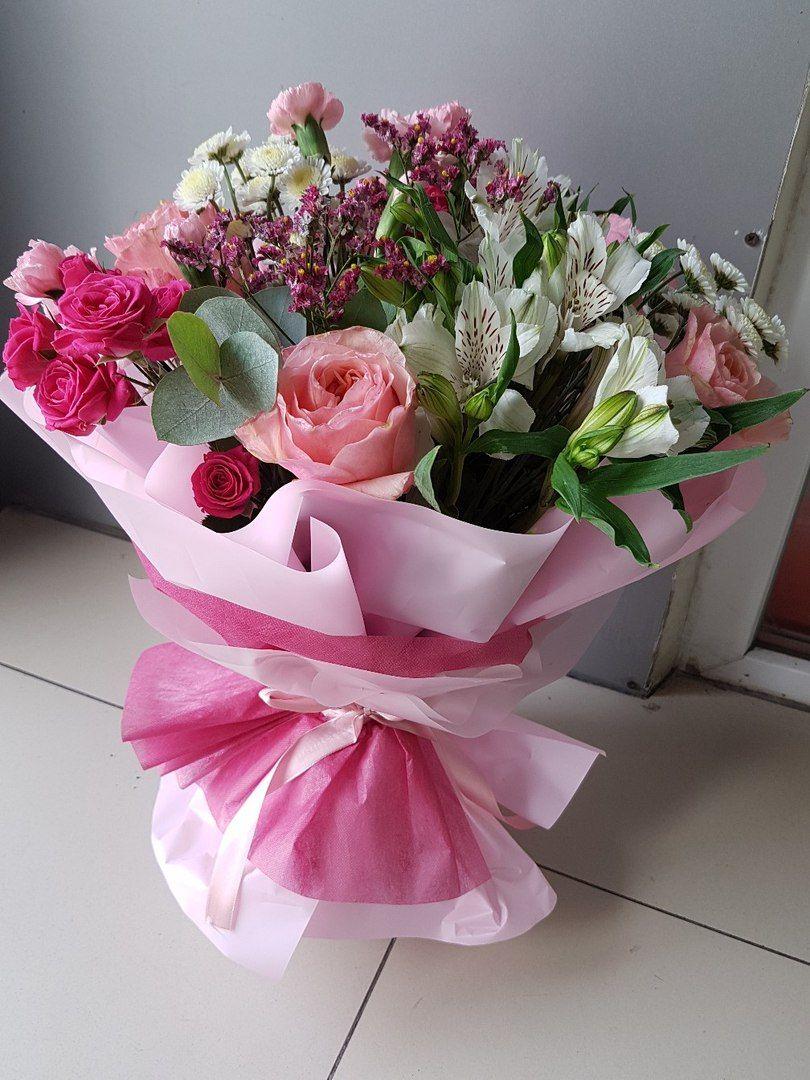 Доставка цветов по прохладному