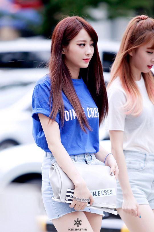 NINE MUSES - Park KyungRi #박경리 #경리 150710
