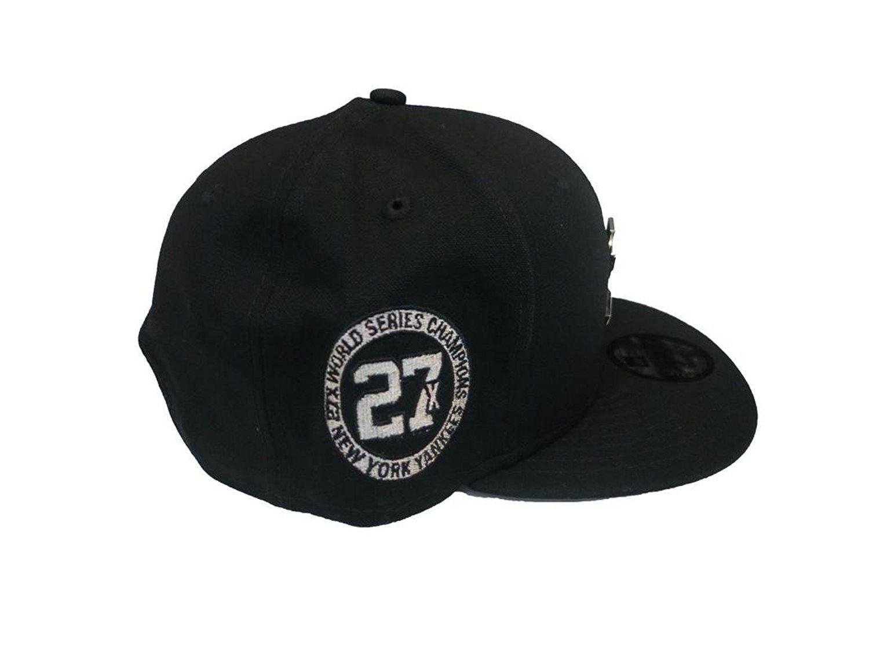 e078d304d36 New York Yankees Blue Metal Badge Silver 950 Mlb Hat Snap Cap Ny ...