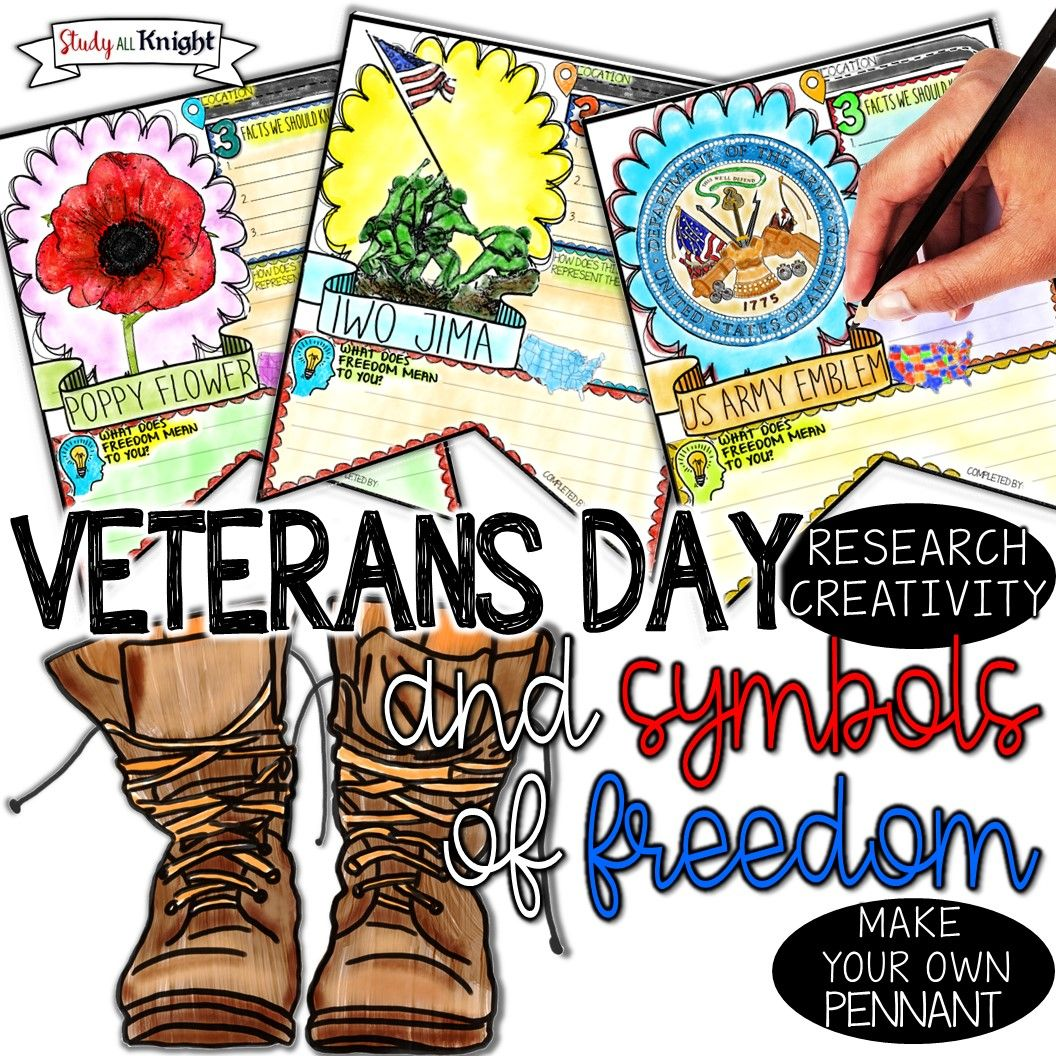Veterans day symbols of freedom research pennant make your own veterans day symbols of freedom research pennant make your own banner biocorpaavc Images