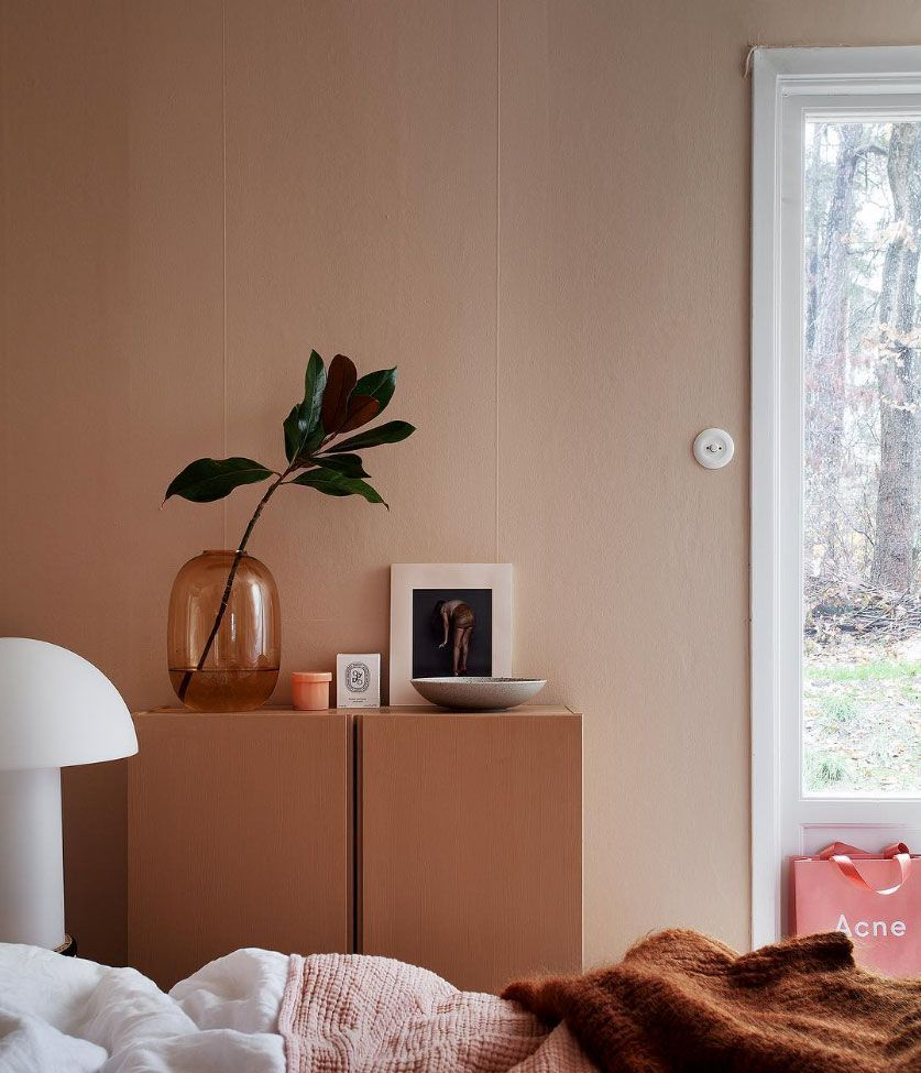 Photo of small bedroom