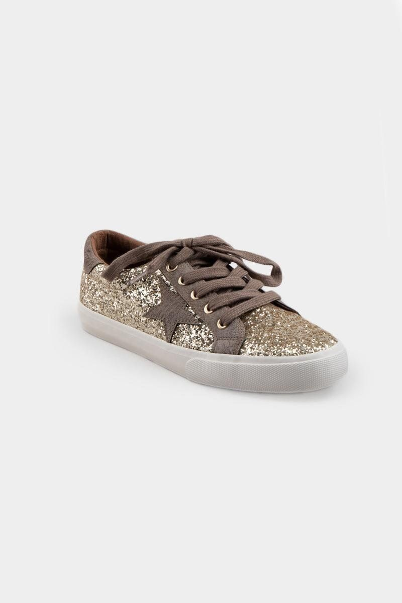 Not Rated Illana Glitter Sneaker