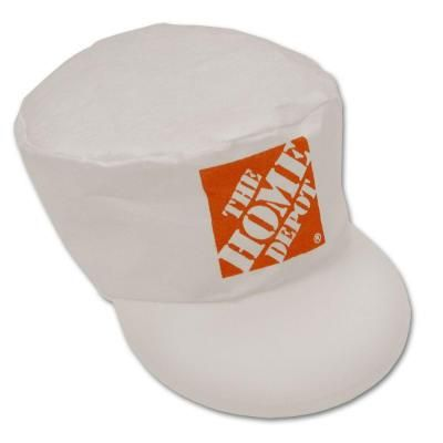 4f7836b7bc2 Workforce Home Depot Logo Painter s Cap-88-THD-PC at The Home Depot ...