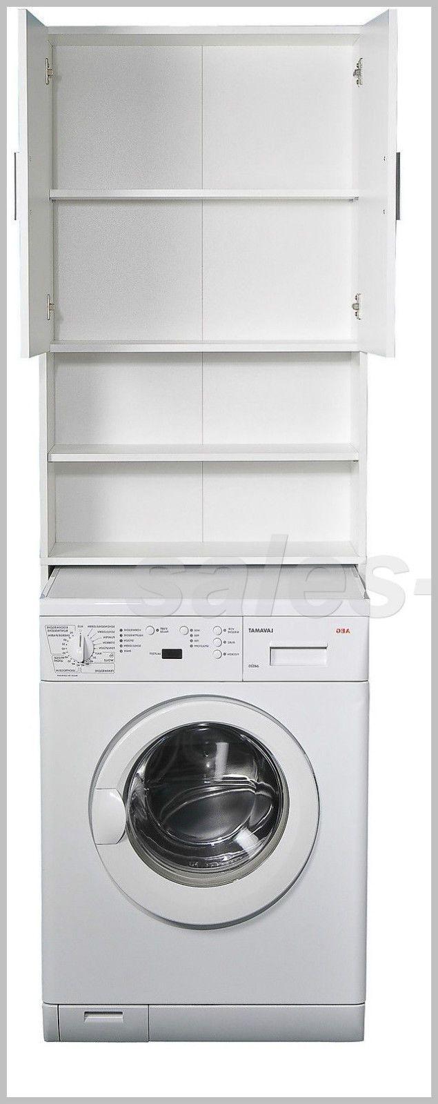 Exceptional Washing Machine Cupboard Unit Cabinet Wash Bathroom Storage Furniture  Laundry