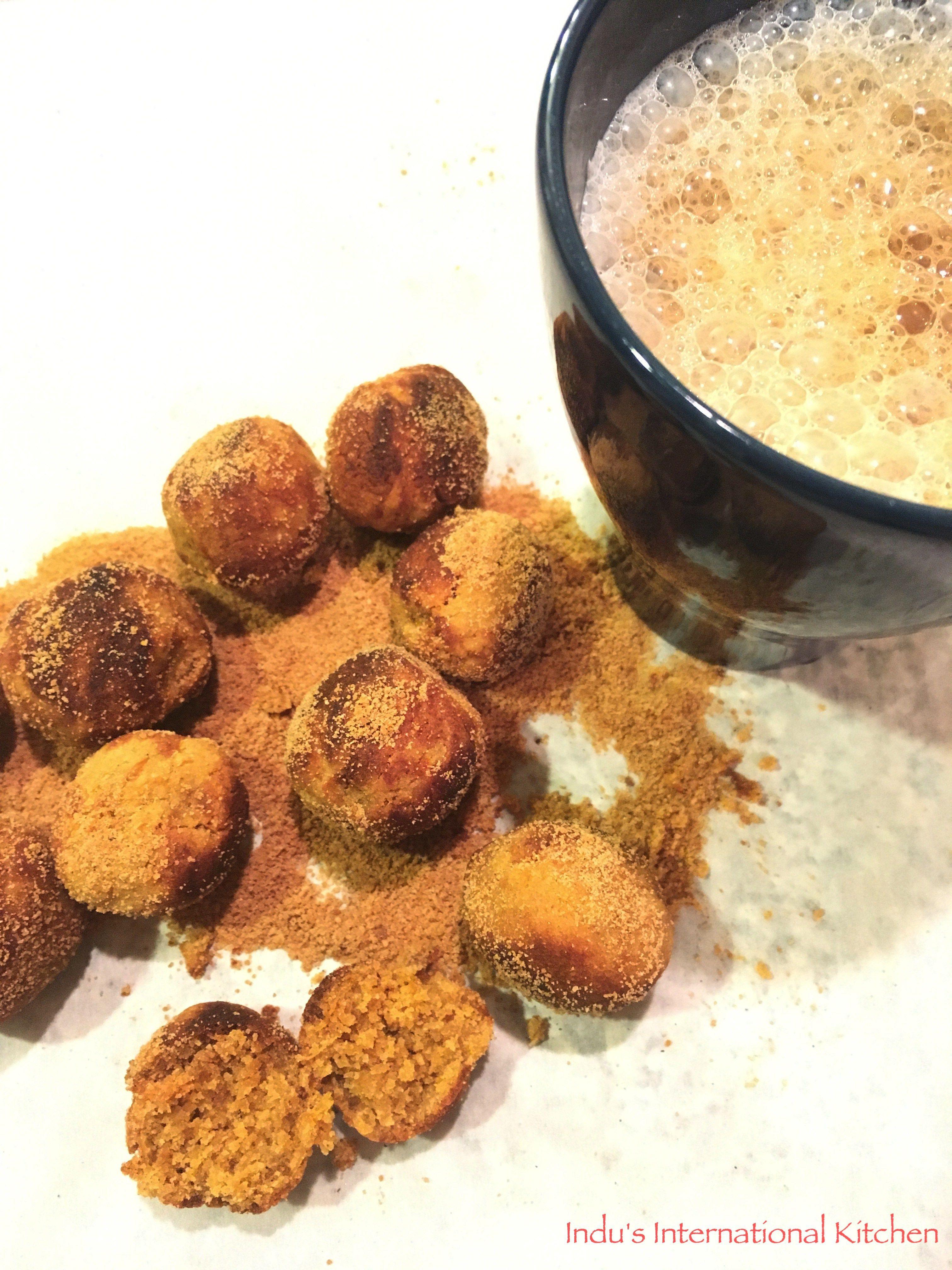 Pumpkin Donut Holes Paleo Aip Vegan