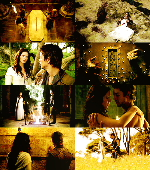 Prettiness abounds in this show. #LegendOfTheSeeker