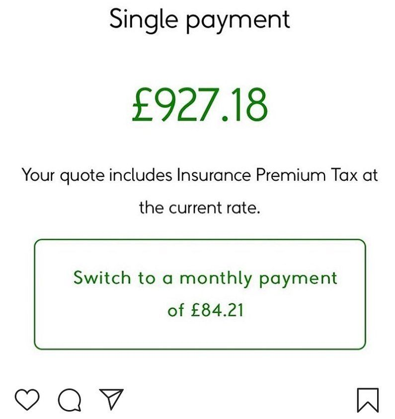 Want To Save Money On Insurances Why Not Dm Us Now Full Payments