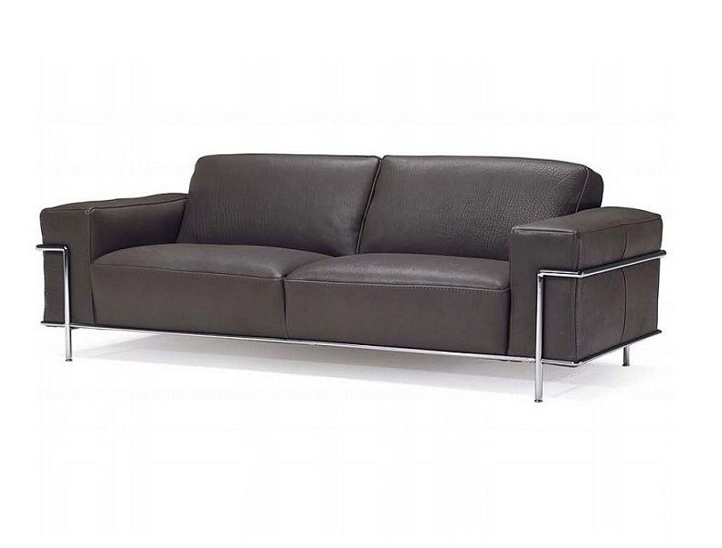 Natuzzi Frank Leather Sofa Contemporary Furniture Stores