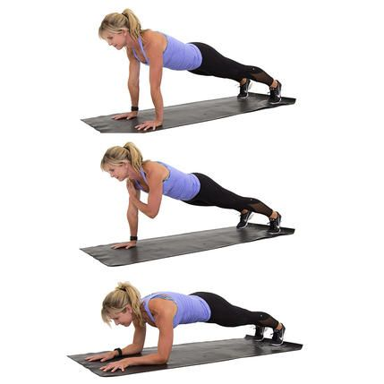 pin on athome workouts