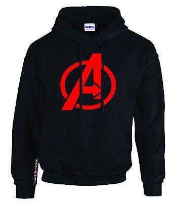Avengers hoodie - cpt america thor ironman hulk hawkeye marvel movie -  s-xxl en 2019  d3eeb7b8837
