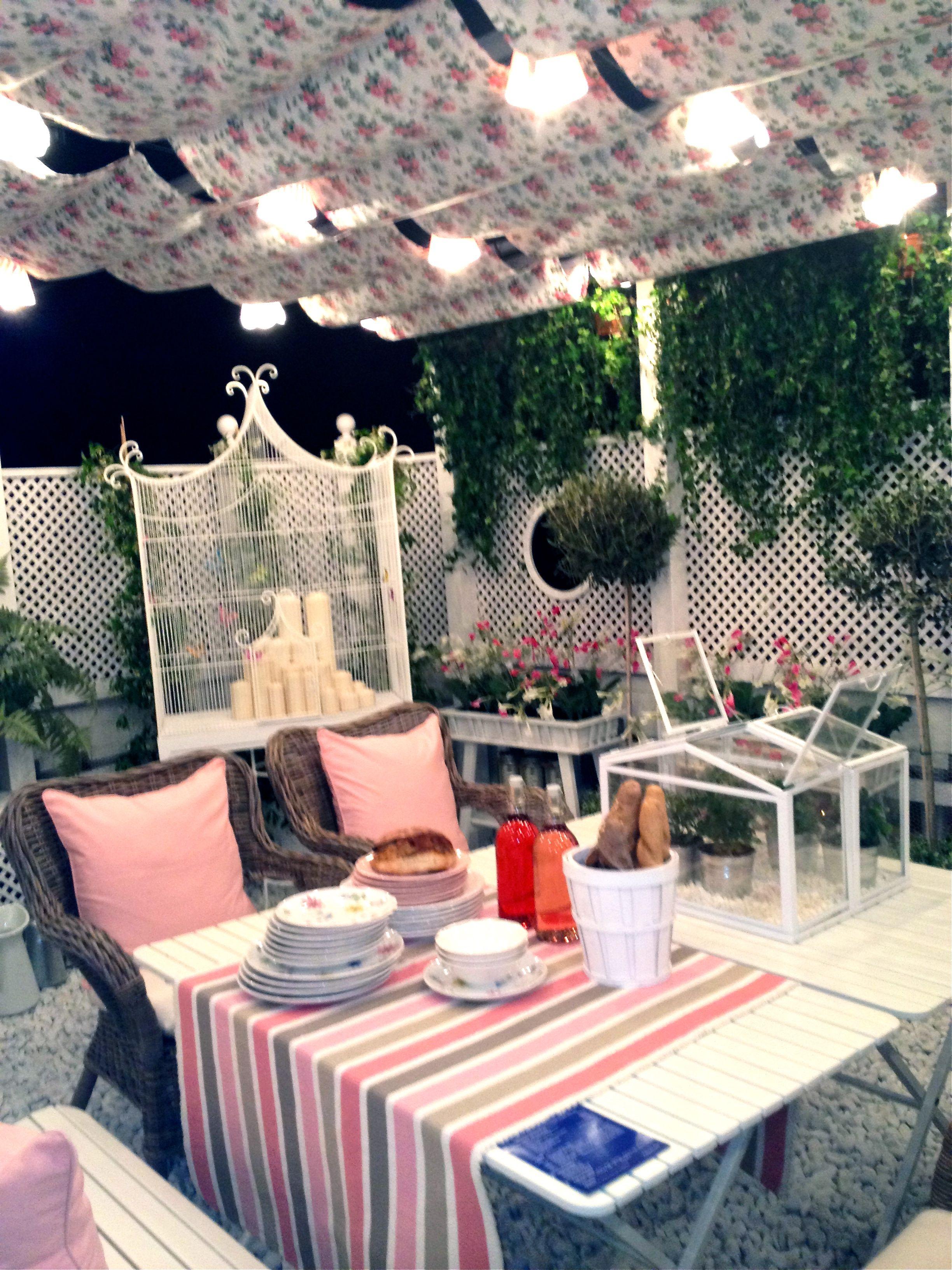 Shabby Chic Terrace Casa Decor, Madrid   Design inspiration ...