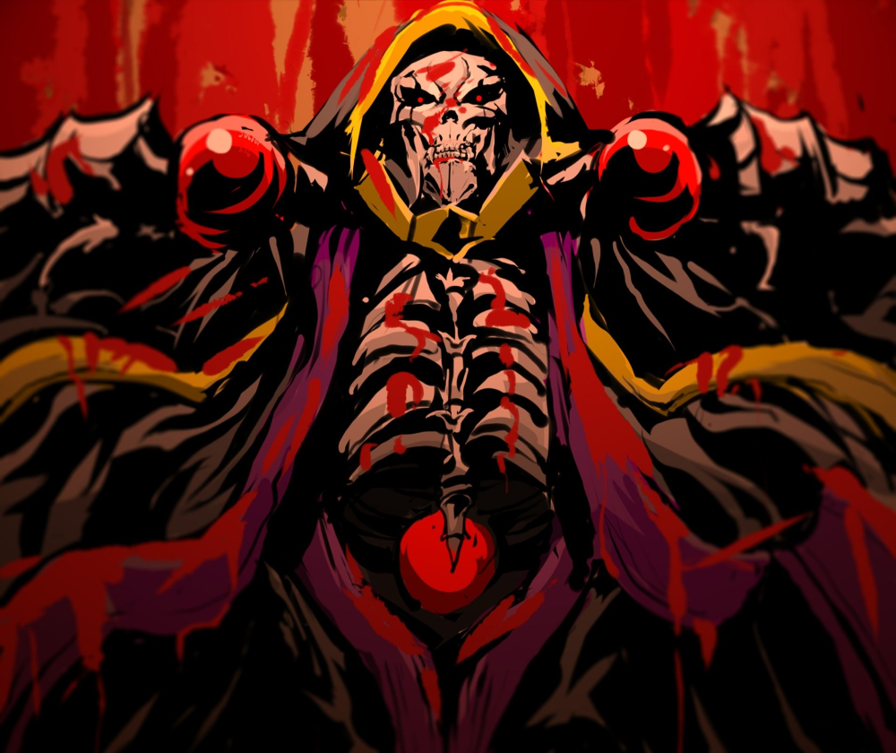 Overlord Anime Overlord Ainz Ooal Gown Wallpaper Anime Wallpaper Anime Wallpaper Live Character Wallpaper