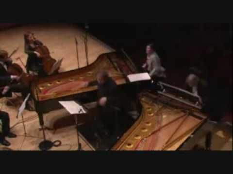 Concerto for two pianos  BWV 1062  II. Andante