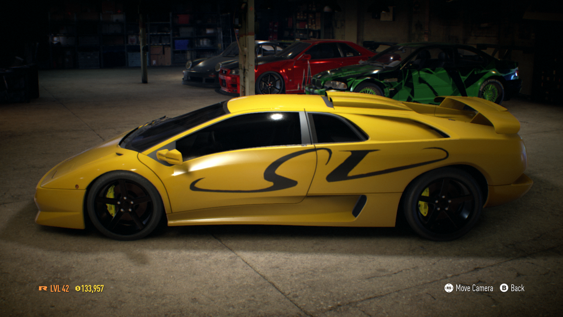 Made This Lamborghini Diablo Sv Skin On Xbox One You Guys Can Get
