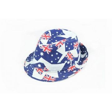 Shop Online Party Hat in Blue n White Summer for Children ... dc7422f19e95