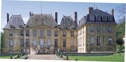 Chateau De Montgeroult Val D Oise France Chateau France Le