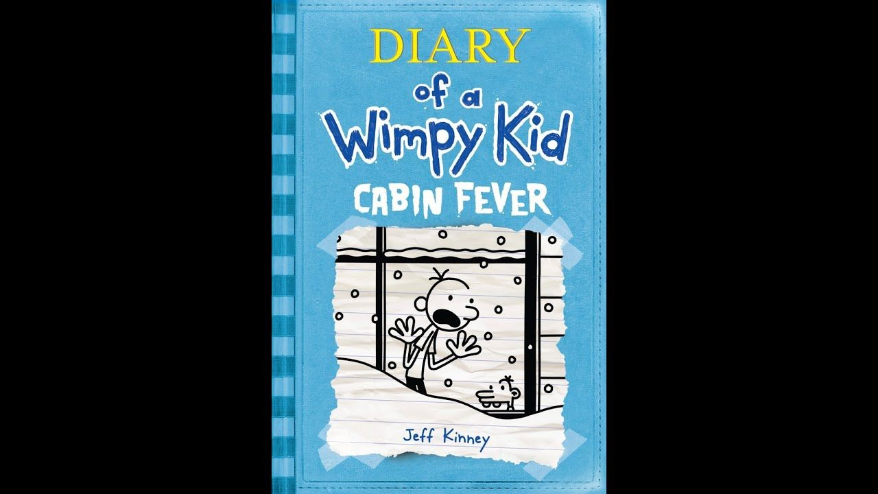 Wimpy Kid Cabin Fever Ebook