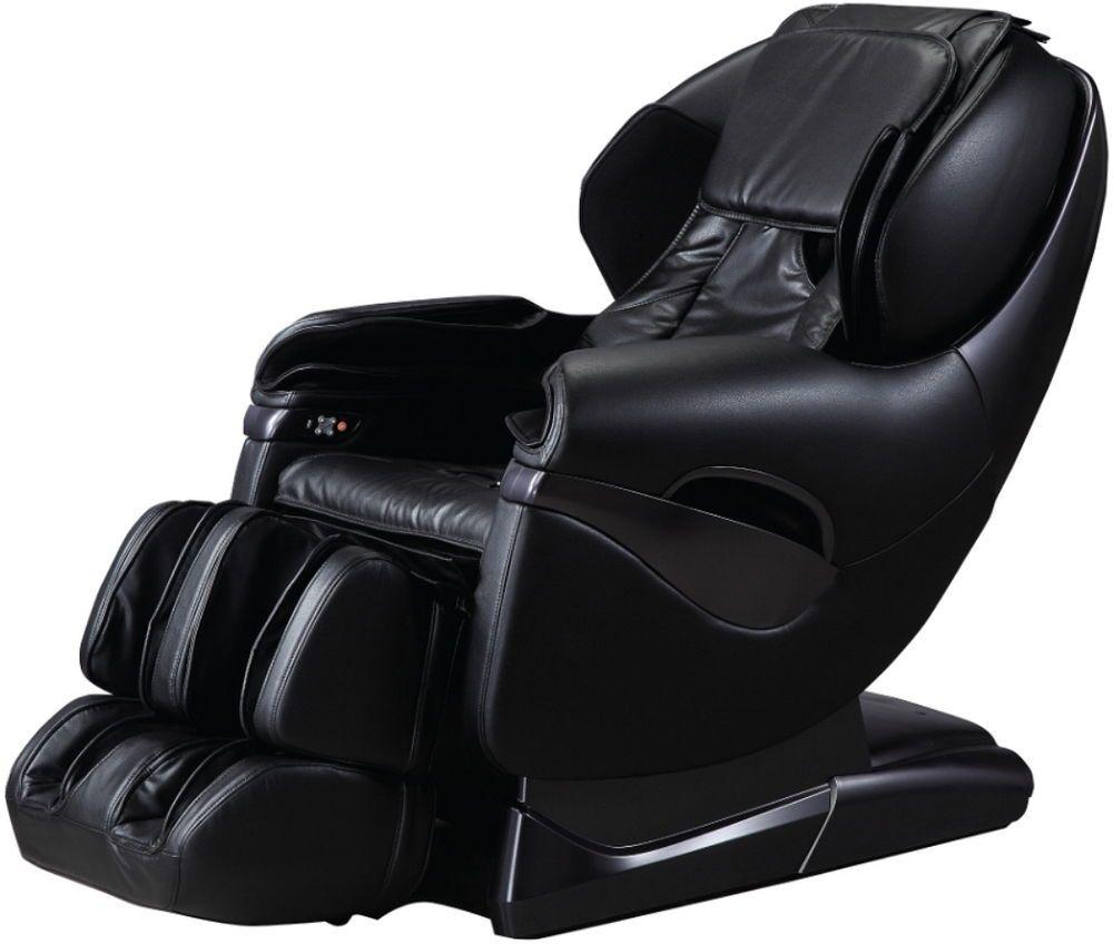 Osaki Massage Chair Zero Gravity Recliner With Heat Therapeutic Black New Osaki Massage Chair Electric Massage Chair Massage Chairs