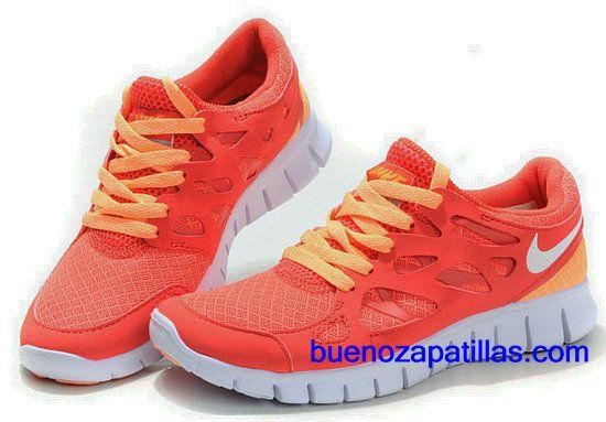 nike mujer free run