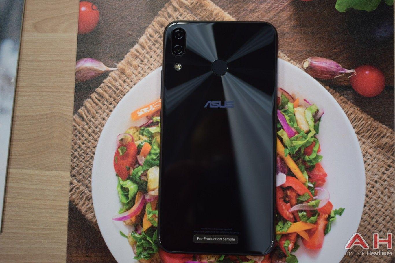 Hands On Asus Zenfone 5z Smartphone Mwc 2018 Asus Zenfone Asus Smartphone