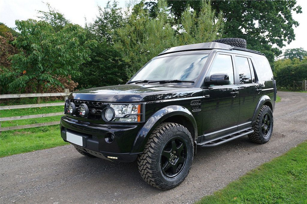 accessories discovery pack package hse landrover review hd road black test land rover